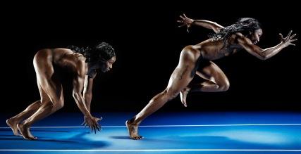 Carmelita Jeter - Bodies We Want 2012 - ESPN