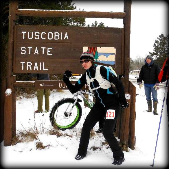 Tuscobia Winter Ultramarathon